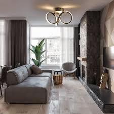 zmh led deckenleuchte wohnzimmer deckenle schlafzimmer schwarz ø31cm 19w innen 3000k warmweiß für flur büro arbeitszimmer energieklasse a