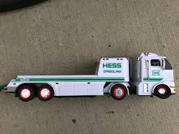 VINTAGE HESS TOY Truck - Flatbed Truck - $15.99 | PicClick New 2002 Hess Toy Truck And Airplane Mint In Box Toy The Trucks Back Its Better Facebook Speedway Vintage Holiday On Behance Amazoncom 2016 Dragster Toys Games Reveals The Mini Collection For 2018 Newsday Helicopter 2006 By Shop 2014 50th Anniversary Collectors Edition Video Review Comes To Life Winter Acre New Dump Loader 2017 Is Here Toyqueencom 1985 First Bank 1985large Ebay