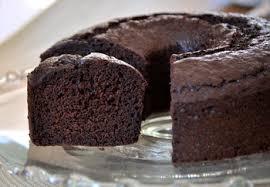 Banana Buttermilk Chocolate Bundt Cake