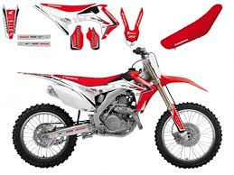 kit deco crf 250 kit deco linear blackbird honda 250 cr f 2014 2017 crossmoto fr
