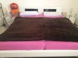 schlafzimmer schwarz weiß möbel gebraucht kaufen ebay