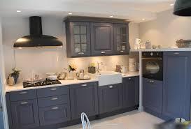 voir cuisine rénovation d une cuisine gris ardoise à la cagne