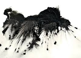 Painting In Black And White A Bold Art Palette