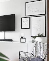 neue poster im wohnzimmer minimalism skandina