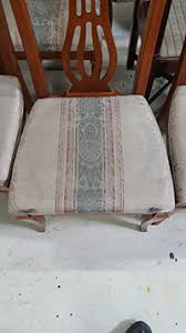 Dining Room Chair Before Restoration In St Charles IL