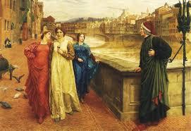 La Vita Nuova Dantes Love Of Beatrice And Poetry