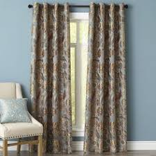 Pier 1 Imports Bird Curtains by Keegan Grommet Curtain Room Living Rooms And Office Spaces
