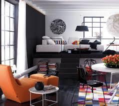 wohnräume einrichten mit schwarz living at home