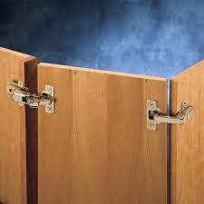 Mills Pride Cabinets Instructions by Salice 1 2 U0027 U0027 Overlay Face Frame Hinge Kit For Pie Corner Cabinets