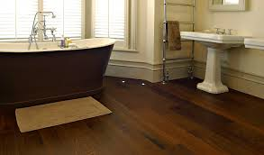 Types Of Flooring Materials by The Best Materials And Types Of Bathroom Flooring Ideas Realie