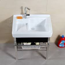 Laundry Sink With Washboard by Ceramic Balcony Washtub With A Washboard Laundry Tub Or Laundry
