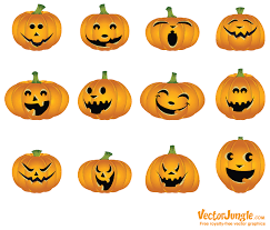 Halloween Pumpkin Coloring Ideas by Halloween Pumpkin Faces Clipart Clipartxtras