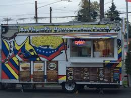 La Arepa | Authentic Venezuelan Food, Portland, Food Truck Top 5 Food Trucks In America Expediaca Inside Portlands Best Cart Pod Serious Eats Truck Friday Gero Crumb Kisses Burgers And Sandwiches On Eat St Cooking Channel Portland Oregon Travel Blog Roam Flooring 20 Loaded Trailer With California Hcd Around The World Food Trucks Bookingcom 50 Of Us Mental Floss Carts These 8 Carts Serve Munchies Leafly Are Best Album Imgur