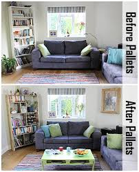 Before And After Pallets