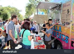 San Francisco California August 16 2014 Stock Photo (Edit Now ... Taqueria Angelicas San Francisco Food Trucks Roaming Hunger 10 Essential For Summer Eater Sf Ca Usa Crowds Of People Sharing Meals Street Tasure Island Flea Market Festival Truck Peruvian In The Bpacker Intern Calpe Paellas Street Food Truck Wwwfaceboo Flickr Pristine Agency Reviews Top Off Grid Yard On Mission Rock Announcing Brunch Box A Brunchonly Photos Sipnslurp Yelp San Francisco Food Truck Crawl Fung Bros Youtube Queuing