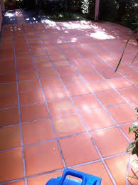 terracotta outdoor tile grout cleaning sealing best 1