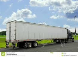 Eighteen Wheeler Truck Stock Image. Image Of Delivering - 993901
