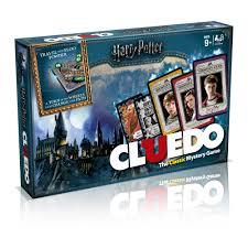 Harry Potter Cluedo Zoom