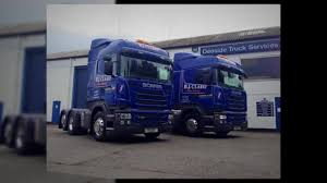 100 Truck Services Deeside In Mold YouTube