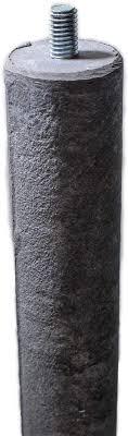anode schutzanode magnesiumanode m8 gewinde x 400 anode für