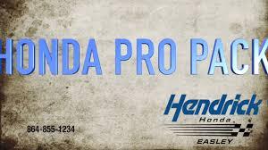 100 Easley Truck Farm Honda Protection Pack Hendrick Honda YouTube