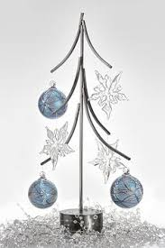 Tree Ornament Display Julie Girardini Ken Metal Stand