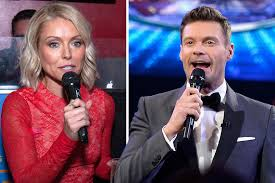 Kelly Ripa Halloween Skit by Kelly Ripa And Ryan Seacrest Already Off To A Rocky Start Page Six