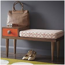 Bench Shoe Storage by Storage Benches And Nightstands Unique Small Hall Bench Shoe