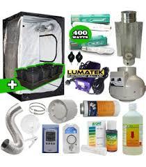 chambre culture complete packs complet chambre de culture eclairage systeme hydro