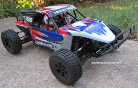 100 Baja Rc Truck RC Electric Trophy Style 24G 4WD 110 Scale 20194