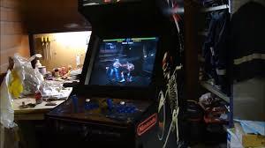 Mortal Kombat Arcade Cabinet Plans by Killer Instinct Arcade Replica Build Youtube