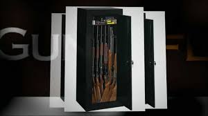 Cabelas Gun Cabinet by Stack On Gcb 18c Gun Cabinet Convertible Steel Security Cabi Youtube