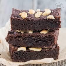 vegane brownies ohne mehl