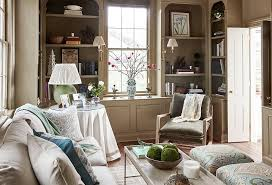 Cottage Livingroom How To Bring Home Cottage Charm One