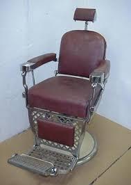 Emil J Paidar Barber Chair Headrest by 19 Paidar Barber Chair Value Unrestored Koken Barber Chair