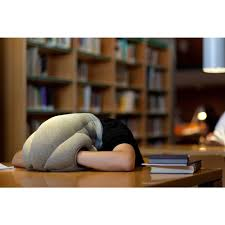 off on Ostrich Power Nap Pillow The travel pillow that