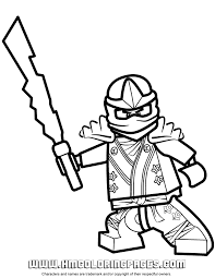 Full Size Of Coloring Pagepretty Zane Pages Lego Ninjago Kx Page Large