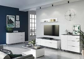 cary kommode wohnzimmer weiß marmor