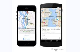 Google Maps Using Waze Data to fer Faster Directions