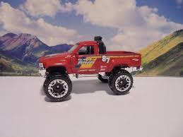 100 1987 Toyota Truck TOYOTA PICKUP TRUCK 2017 Hot Wheels Hot S Series Red