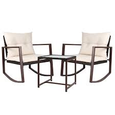 Buy Gardeon Outdoor Rocking Chair And Table Set (Brown) - Outdoor ... Pair Of Walter Lamb Bronze Rocking Chairstftm Melrose The Complete Guide To Buying A Chair Polywood Blog Rock On Sale Outdoor Chairs Hayneedle Hanover Black Allweather Pineapple Cay Patio Porch Rockerhvr100bl High End Used Fniture Tell City Colonial Solid Hard Maple Stackable Resin Wicker Plastic Best Modern 15 Sleek And Hampton Bay Natural Wood Chairit130828n Home Depot Indoor Wooden Cracker Barrel Rockers Official Store Fox6702a By Safavieh
