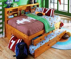 contemporary wood full size trundle bed ikea home decor ikea