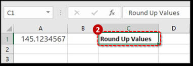 Ceiling Function Excel Vba by How To Use Roundup Function Excel Rounddown Roundup Mround