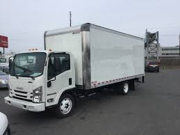 2016 Isuzu NPR EFI 20 Ft. Dry Van Truck - Bentley Truck Services
