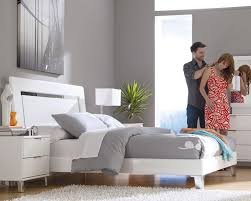 platform bedroom set with accented headboard b ashley furniture