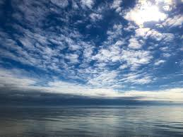 100 Island Of Fohr Sky Over The Wadden Sea As Seen From Fhr Island Germany Album