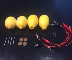 lemon batteries lighting an led with lemons 3 steps with pictures