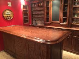 Finished Bar Photo Gallery - Bar Rails & Parts - Hardwoods ... So Easy To Make Cheap Table Crown Molding Around Edges Corks Bar Rails Parts Tops Chicago Moldings Hardwoods 388 Best Bar Ideas Images On Pinterest Basement Bars 18th Century Fireplace Mantel Replica And Cherry Bartop Mkelek Add Hide Under Cabinet Lights Outlets Kitchen Glass Rack Molding Building Supplies Incporated Cabinet Crown A Doityouelfers Thoughts Cutandcrown Finished Photo Gallery What Is Rail House Exterior And Interior Kitchen Interior Stunning Wall Mounted White Wooden