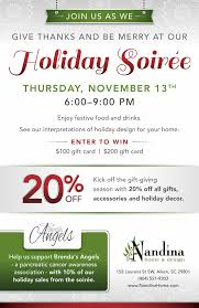 Sneak Peek Of Our Holiday Soirée - Nandina Home