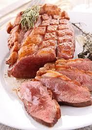 cuisiner le magret temps de cuisson magret de canard femmezine fr